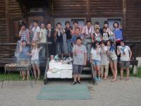 8月釣り部キャンプ