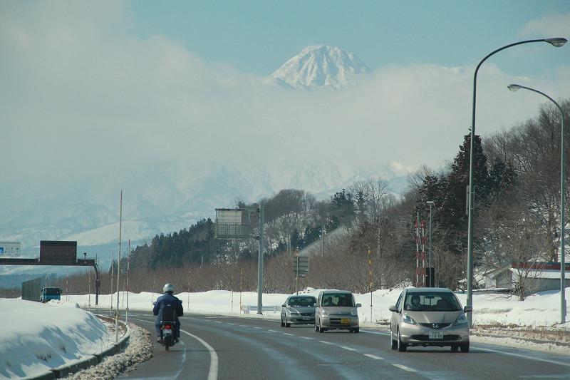 きょうの妙高山