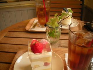 美味しい、すてきなカフェスイーツのお店「アリエールグー」