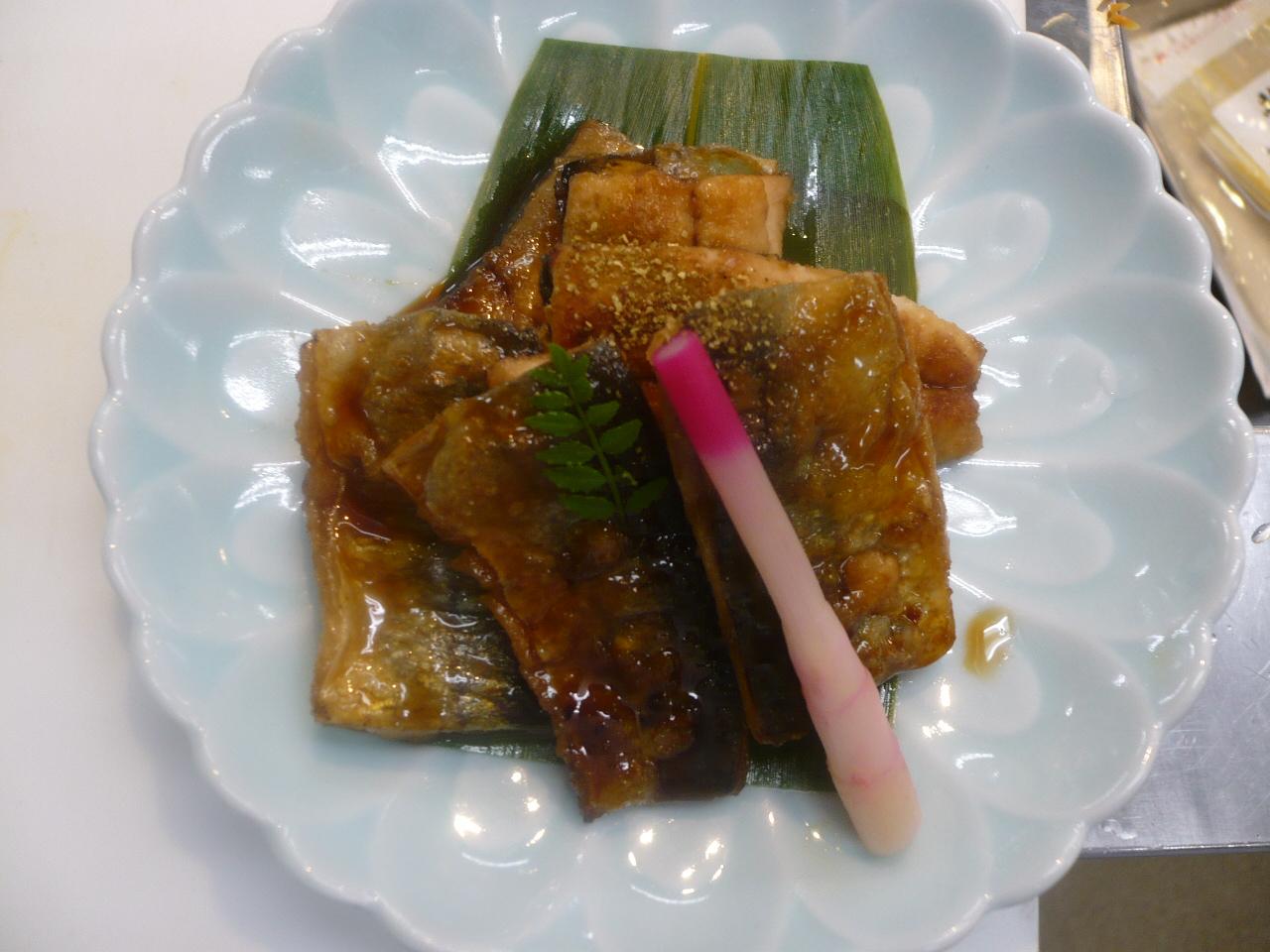 1年日本料理実習